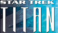 Star Trek Titan Schriftzug