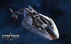 USS Pathfinder NCC-47656
