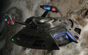USS Equinox Front