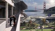 Starfleet headquarters 2150s