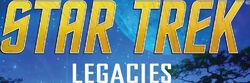 Star Trek Legacies Schriftzug