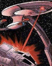 Enterprise DS9 Feuer