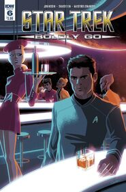 Boldly Go, Issue 6