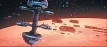 Utopia Planitia Fleet Yards, 2385