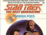 Foreign Foes (novel)