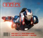 Cinefex cover 134 reprint