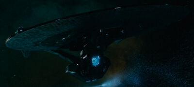 Die USS Vengeance