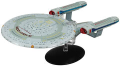 Eaglemoss XL USS Enterprise-C