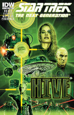 Hive issue 1 cover A