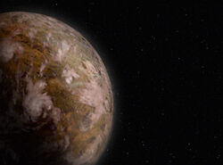 Iconia planet