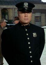 NYPD policeman, 1930