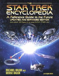 Star trek encyclopedia cover
