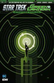 Stranger Worlds, issue 3 cover RI