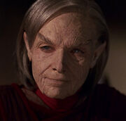 T'Pol, aged in alternate timeline