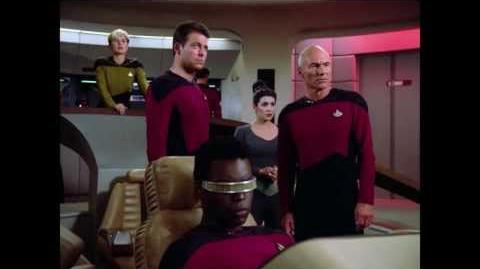 TNG Remastered 1x05 'The Last Outpost' Comparison, SD to HD