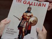 The Gallian - Cover der Ausgabe 4024