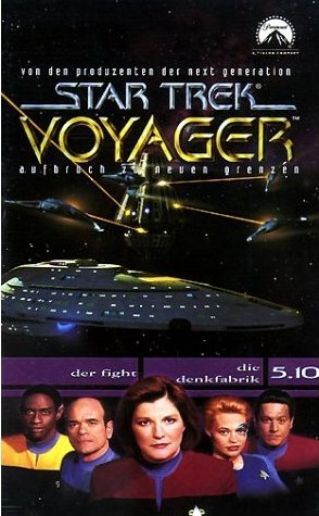 VHS-Cover VOY 5-10