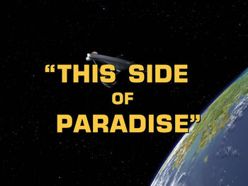 This Side of Paradise title card