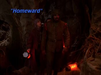 Homeward title card