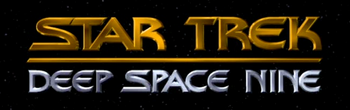 The DS9 series logo