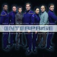 Enterprise soundtrack cover