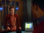 Kira denkt Sisko jagt die Falschen