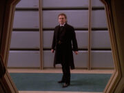 Moriarty leaves the holodeck