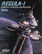 Regula-1 Orbital Station Deckplans