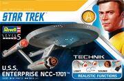 Revell Model Kit 00454 USS Enterprise 2019
