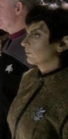 Romulan dignitary, 2375