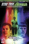 Spectrum War issue 6 cover B