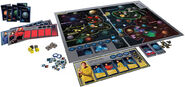 Star Trek 50th Anniversary Risk game elements