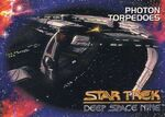 Star Trek Deep Space Nine - Season One Card057