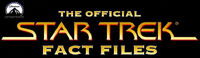 Star Trek Fact Files logo