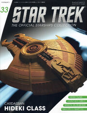 Star Trek Official Starships Collection Issue 33