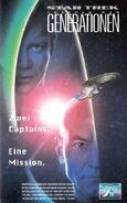 Star Trek VII (Kinofassung - Kauf-VHS Frontcover)