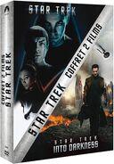 Star trek (DVD film 2009) star trek into darkness, 2013