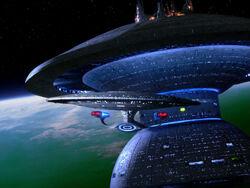 Starbase 133 closeup, remastered