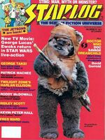 Starlog issue 101 cover