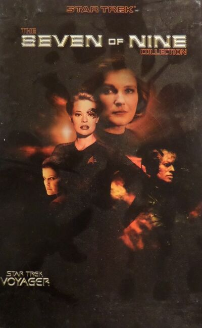The Seven of Nine Collection II VHS