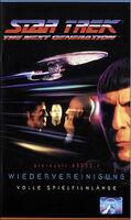 VHS-Cover TNG Wiedervereinigung