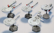 Amarillo Design Bureau starships