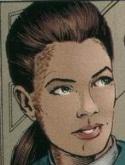 Jadzia Dax, Malibu comics
