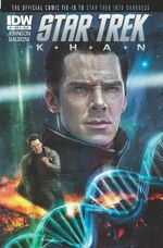Khan issue 1 cover A