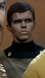 Klingon soldier Organia 10