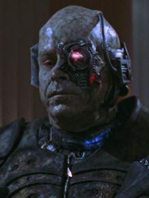 Lynch Borg-Drohne