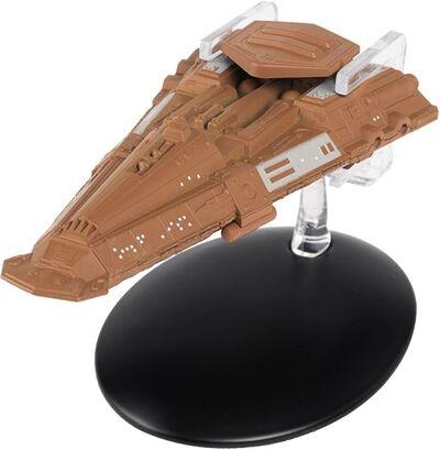 Raumschiffsammlung 101 Bajoranischer Frachter