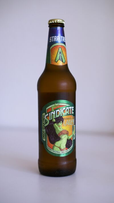 Sindicate authentic Lager