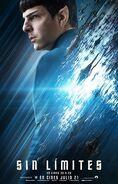 Star trek sin limites, spock