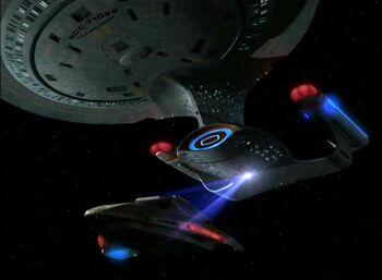 USS <i>Challenger</i>